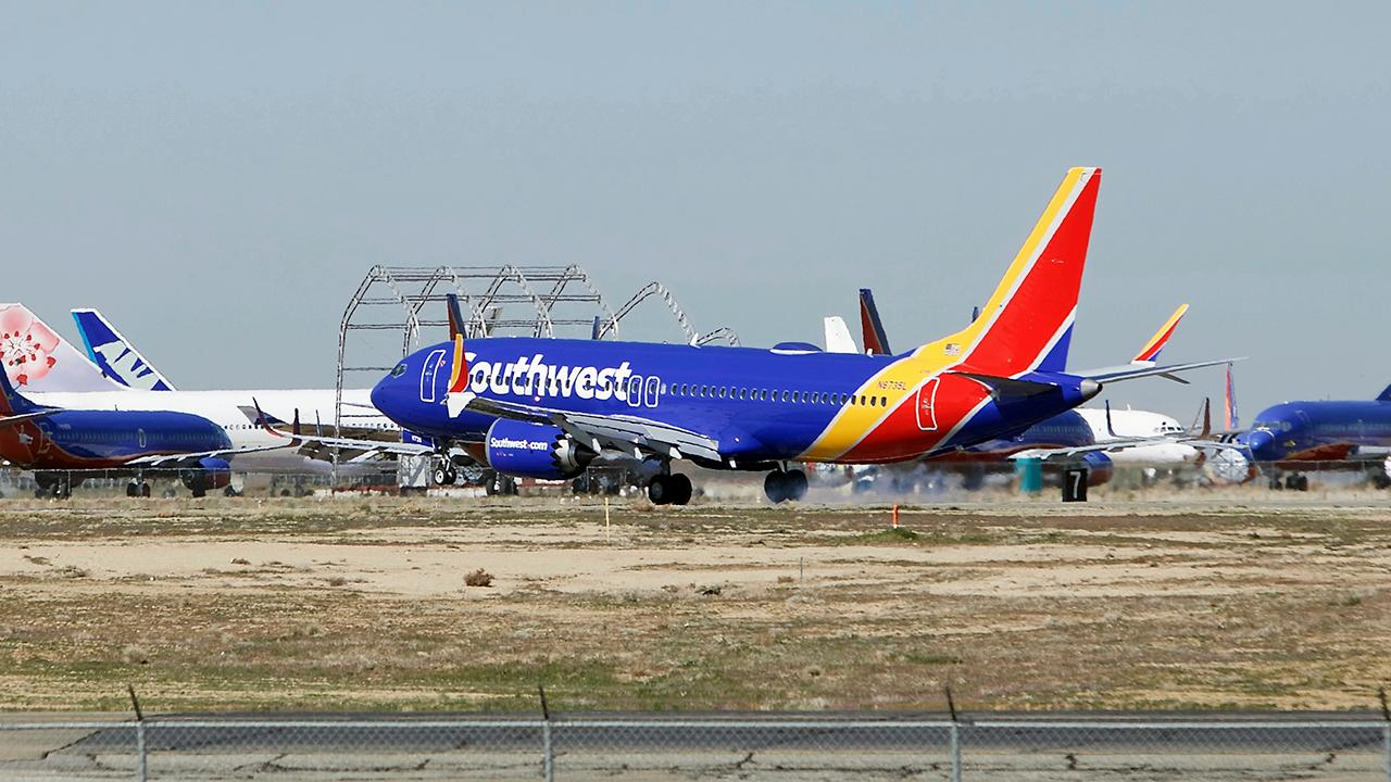 A Southwest Boeing 737 Max plane on Tuesday had to make an emergency landing at Orlando International Airport. Former corporate pilot Anthony Roman with reaction.