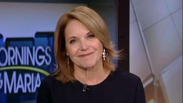 Award-winning journalist Katie Couric on efforts to improve science education and the fight against colorectal cancer.