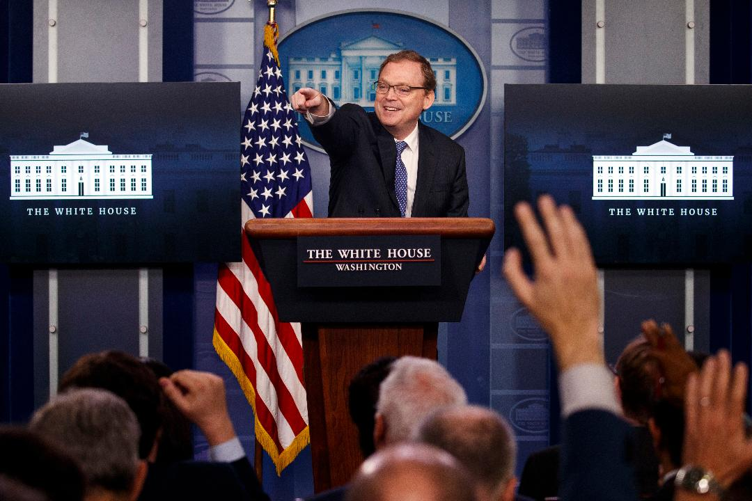 Council of Economic Advisers Chairman Kevin Hassett on the strength of the U.S. economy.