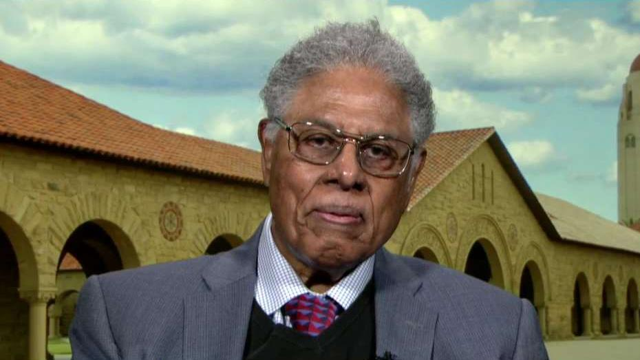 Economist Thomas Sowell on mounting concerns over the rising popularity of socialism.