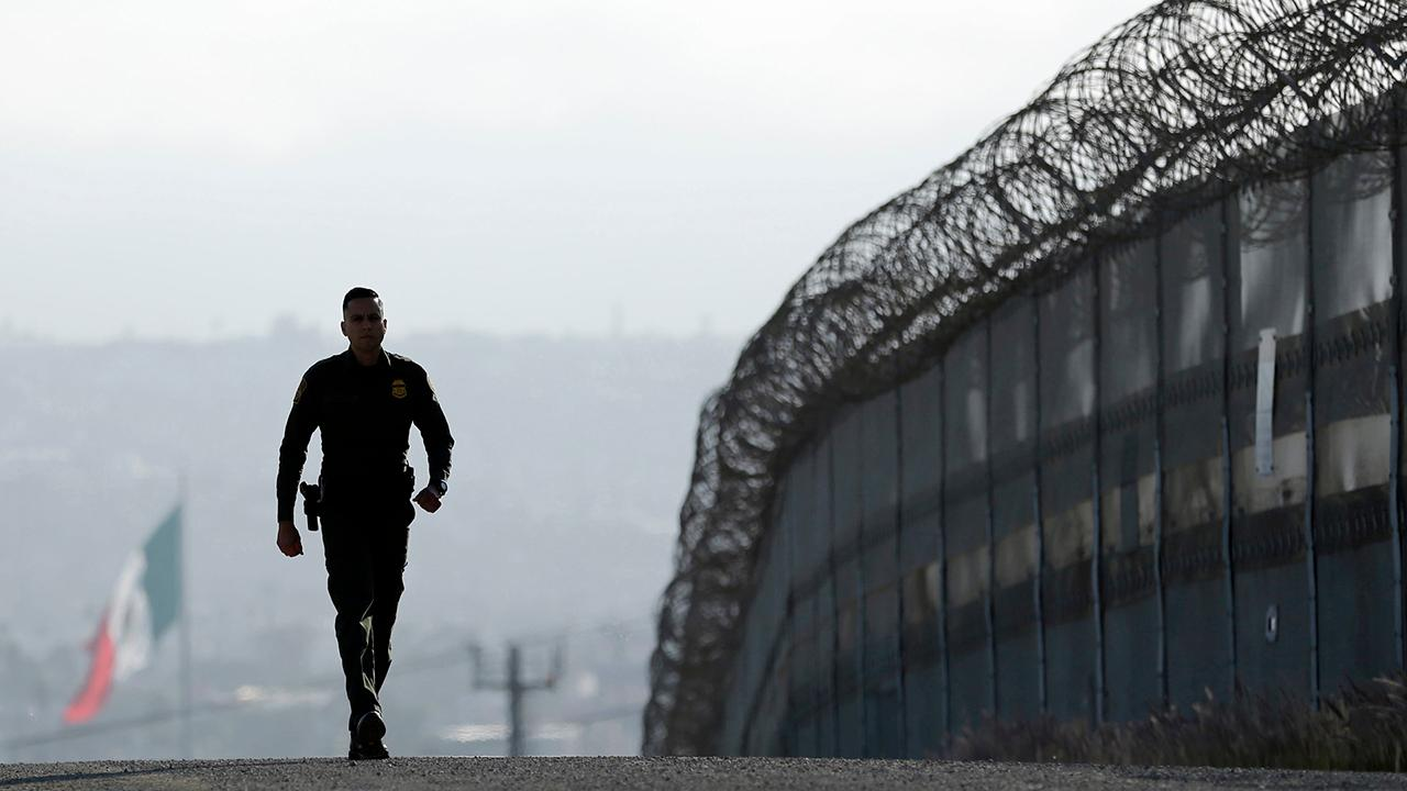 Former Homeland Security Secretary Jeh Johnson on the drastic rise in apprehensions at the southern border.