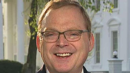 White House Council of Economic Advisers Chairman Kevin Hassett discusses his outlook for economic growth and President Trumps Fed picks and U.S.-China trade.