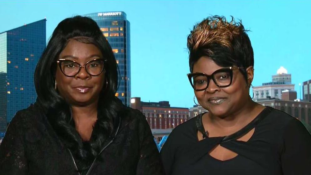 Social media stars Diamond and Silk, react to the recent 9/11 comments made by Democratic U.S. Freshman Congresswoman Ilhan Omar of Minnesota.