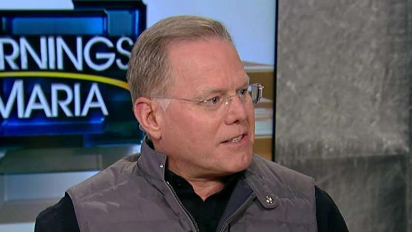 Discovery CEO David Zaslav on the state of advertising, economy and the changes in the media landscape.