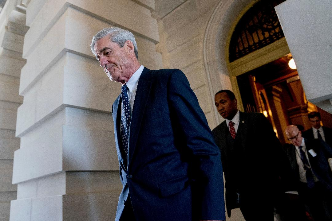 The National Review's Andrew McCarthy discusses how Democrats are pushing for the release of special counsel Robert Mueller's Russia probe report.