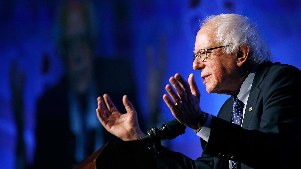 Bernie Sanders plans tax on Wall Street speculation