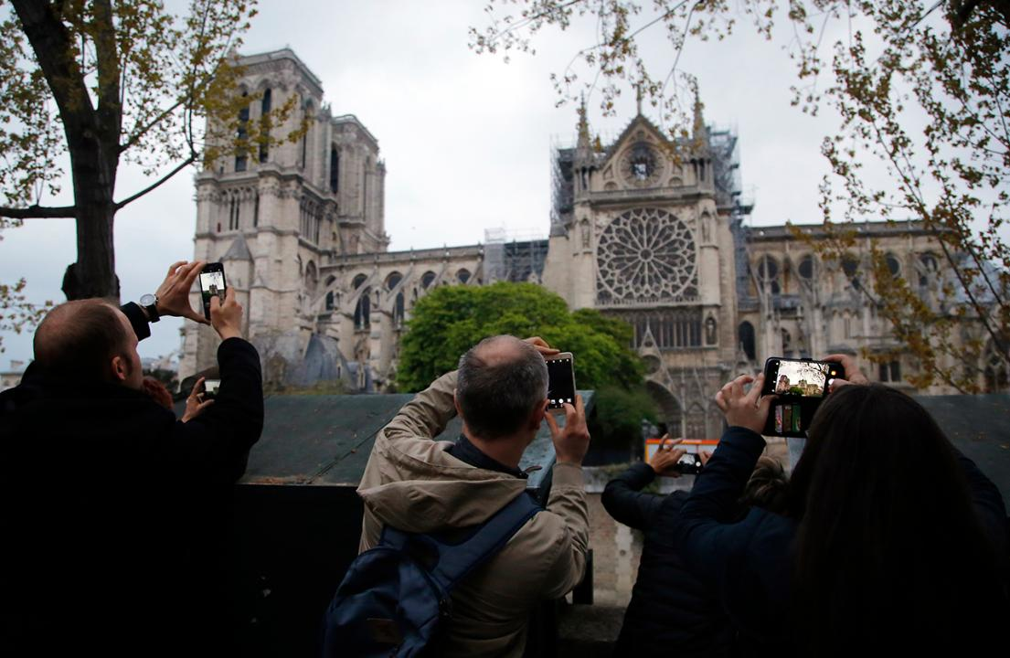 Historic Building Architects Principal Annabelle Radcliffe-Trenner on what it will take to restore the Notre Dame Cathedral after it was engulfed in a massive blaze.