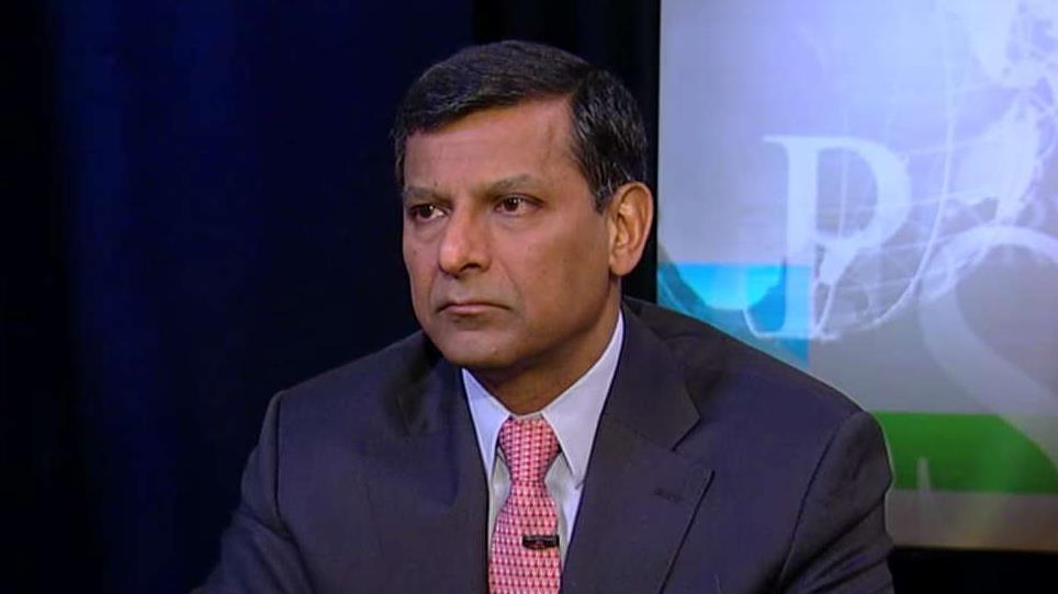 Former IMF chief economist Raghuram Rajan on the U.S. economy, Federal Reserve and Brexit.