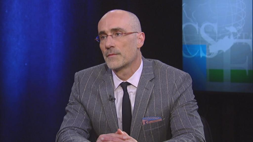 "Arthur Brooks, president of the American Enterprise Institute, tells ""WSJ At Large"" host Gerry Baker that making the country better today starts with a revolutionary heart in each person."