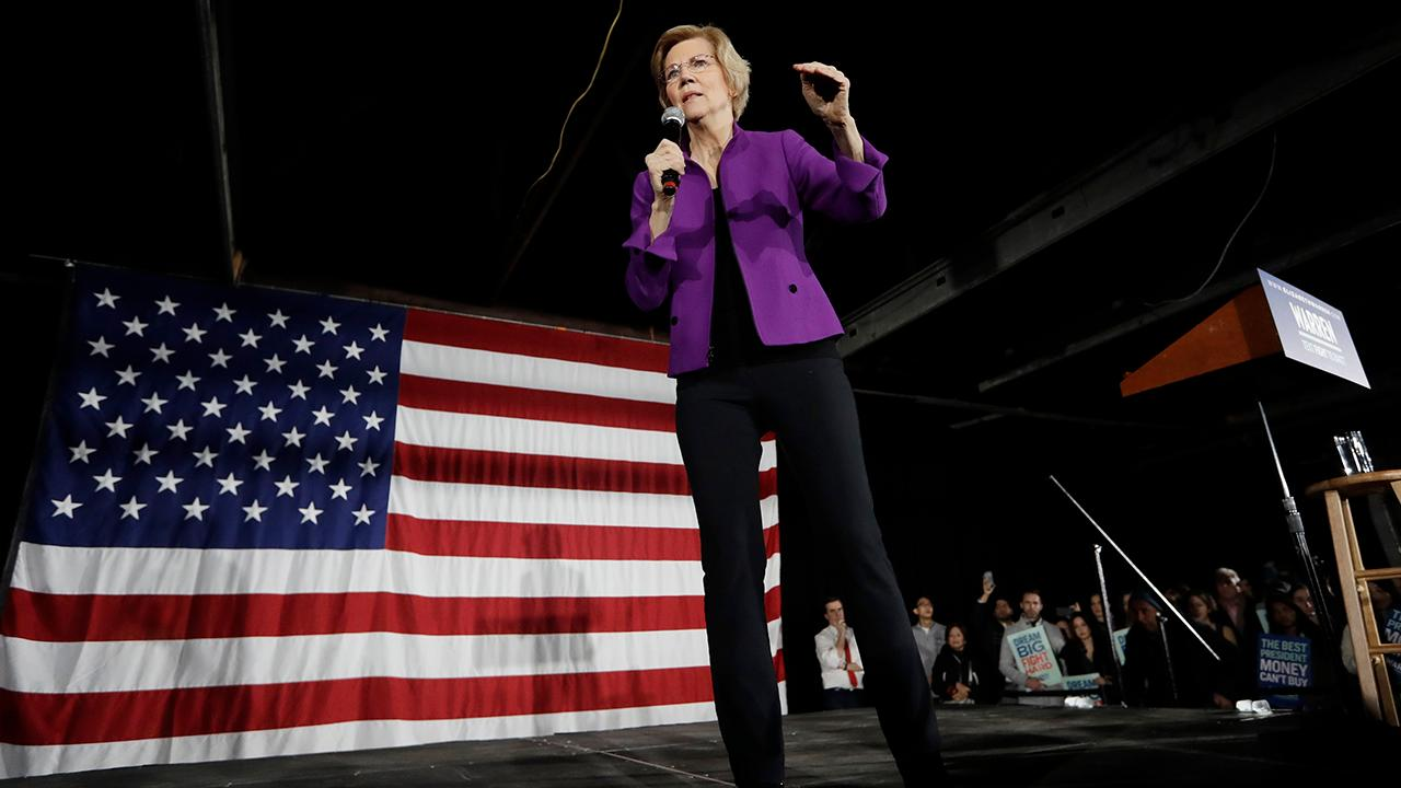 Former George W. Bush senior staffer Brad Blakeman and Democratic strategist Kristen Hawn discuss some of the policies proposed by Sen. Elizabeth Warren (D-Mass.) ahead of the 2020 election.