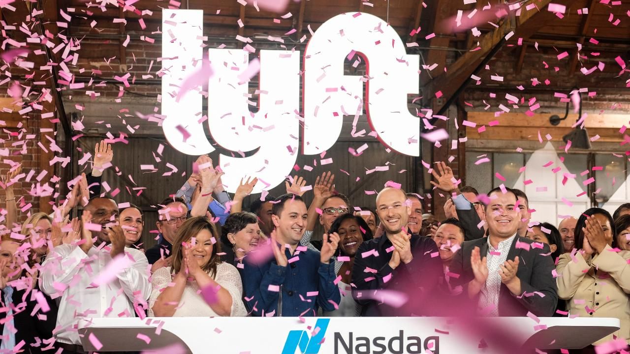 Renaissance Capital Principal Kathleen Smith on the outlook for Lyft and the state of the IPO market.