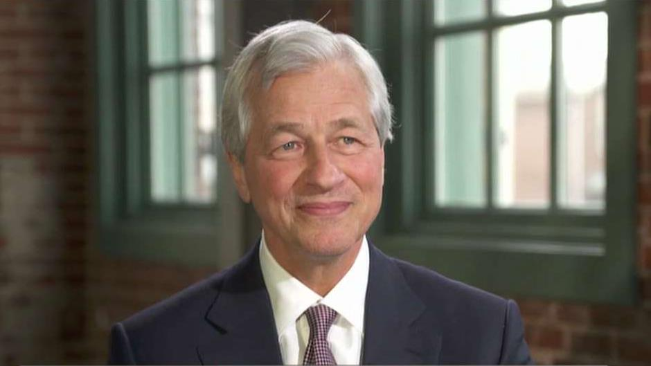 JPMorgan Chase CEO Jamie Dimon on the promotion of Jennifer Piepszak and Marianne Lake, JPMorgan's succession plan, the state of the bank's business and its AdvancingCities initiative.