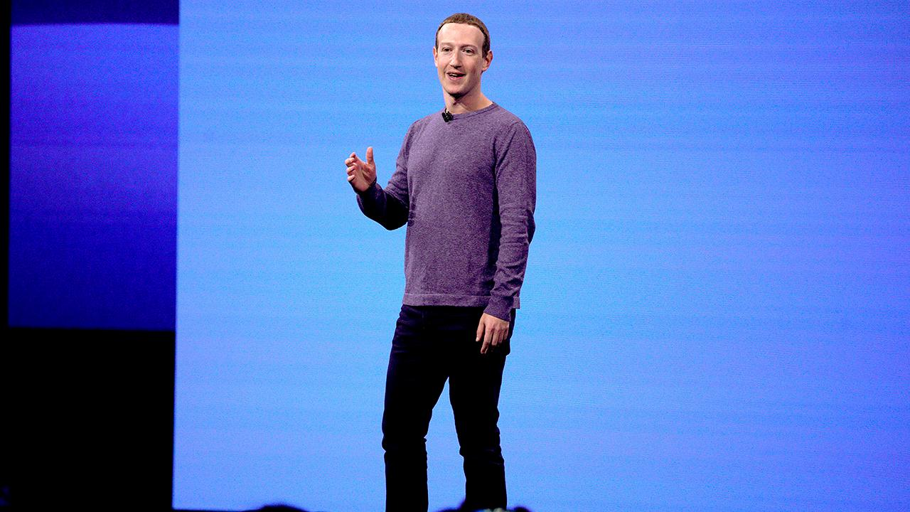 Fox Business' Robert Gray discusses some of the big reveals from Facebook's F8 developer conference.