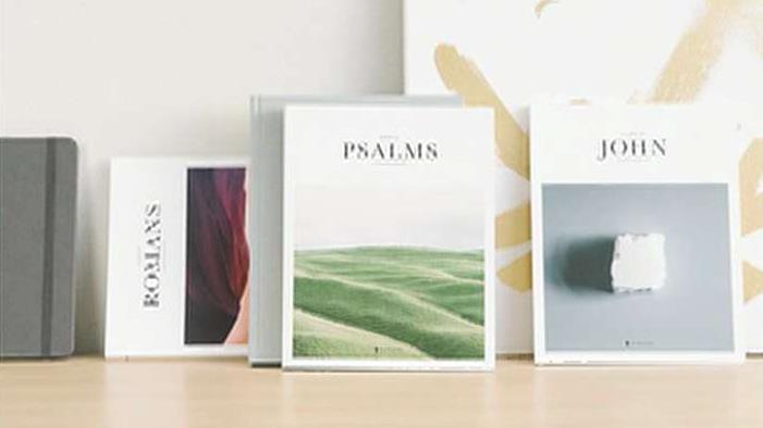 New startup redesigning the Bible for millennials