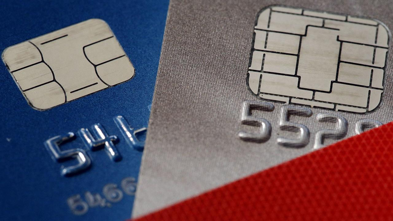 Fox Business Briefs: Major credit card companies boost spending on social media ads; Carnival Cruise Line announces that the popular TV game show 'Family Feud' will be a feature on its new Mardi Gras ship.