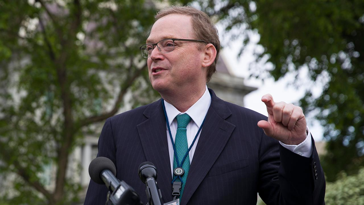 White House Council of Economic Advisers Chair Kevin Hassett discusses the strength of the U.S. economy and the U.S-China trade negotiations.