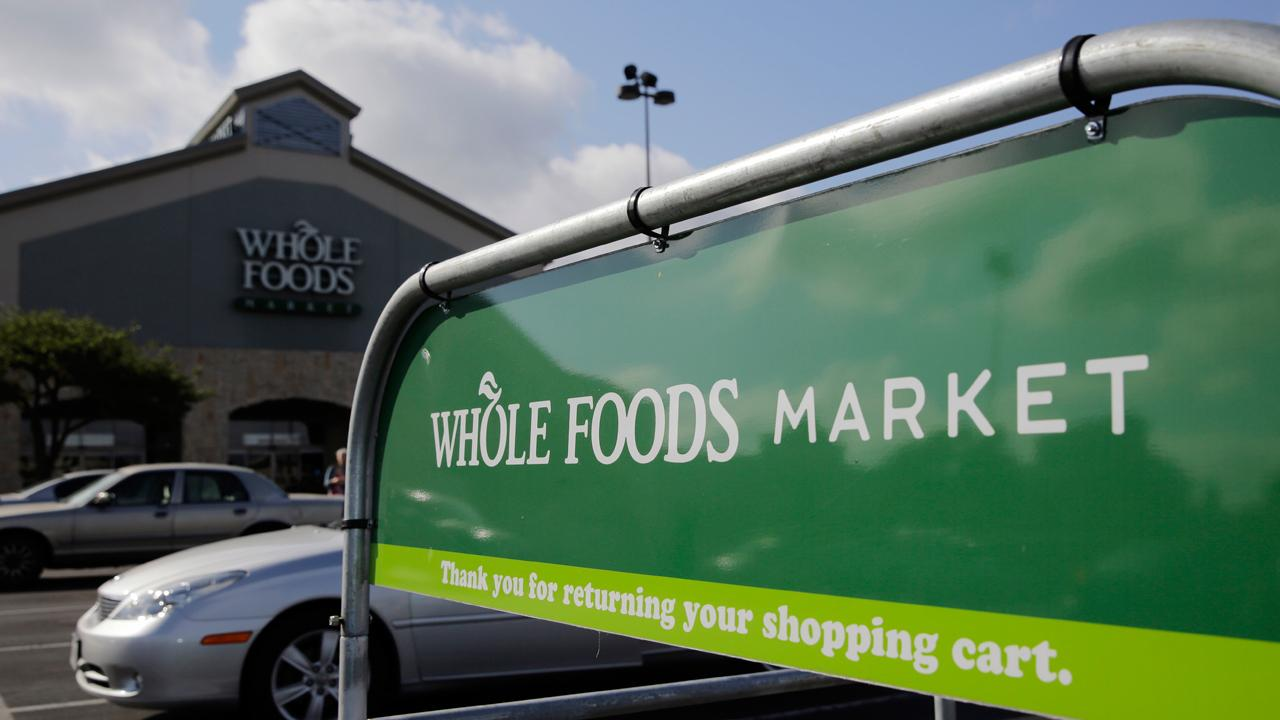 FBN's Dagen McDowell on Amazon's decision to cut prices at Whole Foods for hundreds of items.
