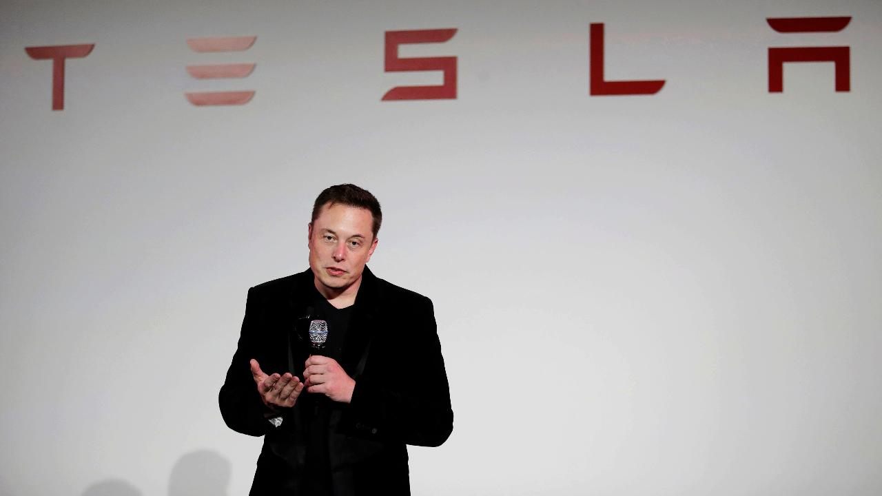 Polish Prime Minister Mateusz Morawiecki on talks with Tesla CEO Elon Musk about the automaker's potential work in the country, European countries' spending on defense and Poland's purchase of U.S. natural gas.