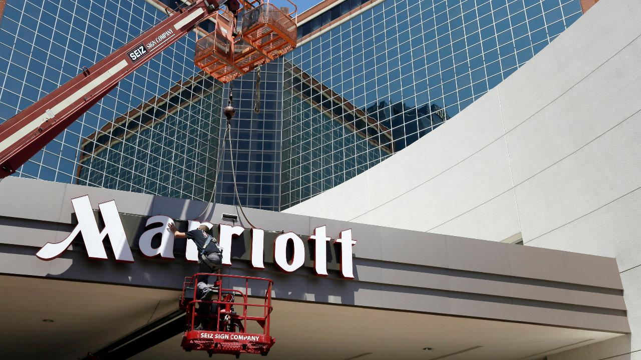 Cain International CEO Jonathan Goldstein on Marriott's plans to get into the home-rental market, the outlook for the real estate market and Brexit.