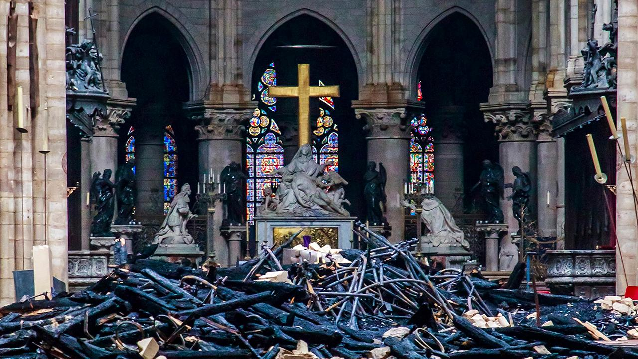 Human Events Global editor-in-chief Raheem Kassam discusses whether Notre Dame can be rebuilt in 5 years.