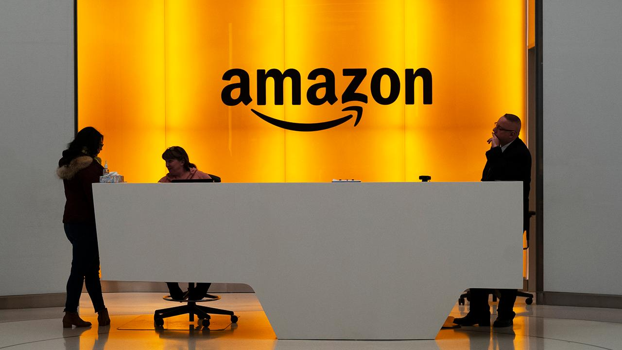 Fox Business Briefs: Amazon's Alexa under fire again over privacy issues as it's reported workers at the company can use location data to find the users' home addresses; more than 40 million people have used the mobile-payment app Venmo over the past 12 months.