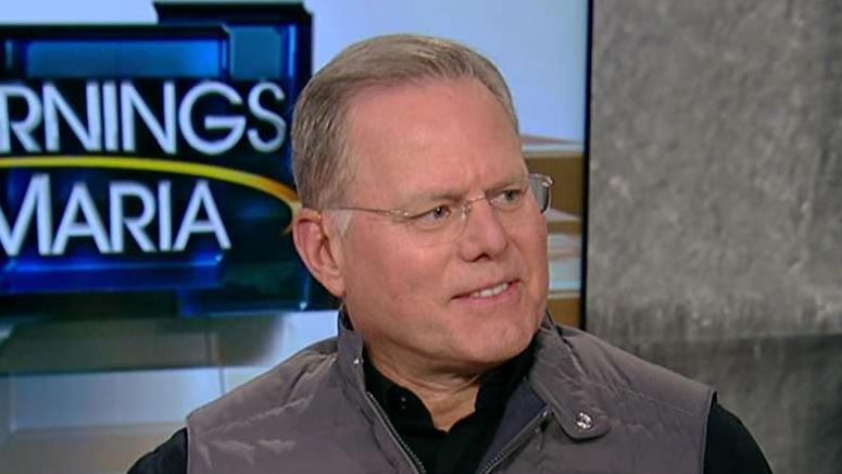 Discovery CEO David Zaslav Chip and Joanna Gaines' new network, streaming collaborations and new content.