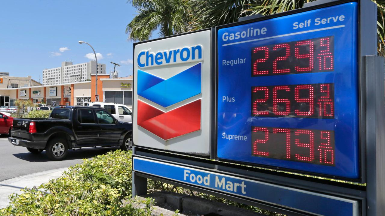 PRICE Futures Group's Phil Flynn on Chevron's and Exxon's first-quarter results and the outlook for oil.