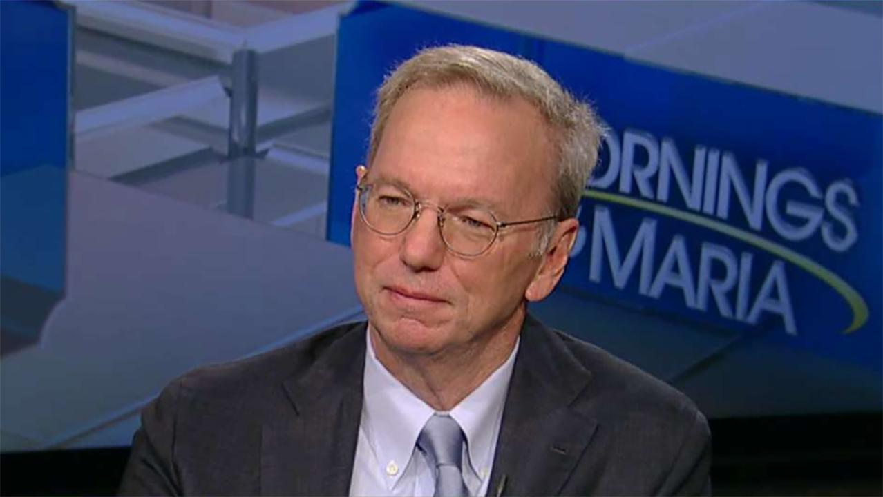 Former Google CEO Eric Schmidt, former Google Senior Vice President Jonathan Rosenberg and Google Executive Communications Director Alan Eagle on  Bill Johnson's impact on leadership in Silicon Valley, the leadership strategy at Google and the impact of artificial intelligence on the economy and job market.