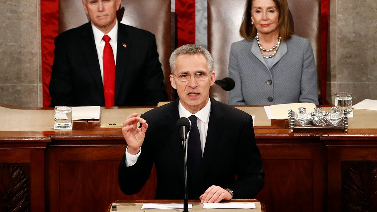 "While addressing Congress, NATO Secretary General Jens Stoltenberg claimed that President Trump's push for allies to contribute more in defense spending has had a ""real impact."" ""The Hundred-Year Marathon"" author Michael Pillsbury reacts to the secretary general's comments."