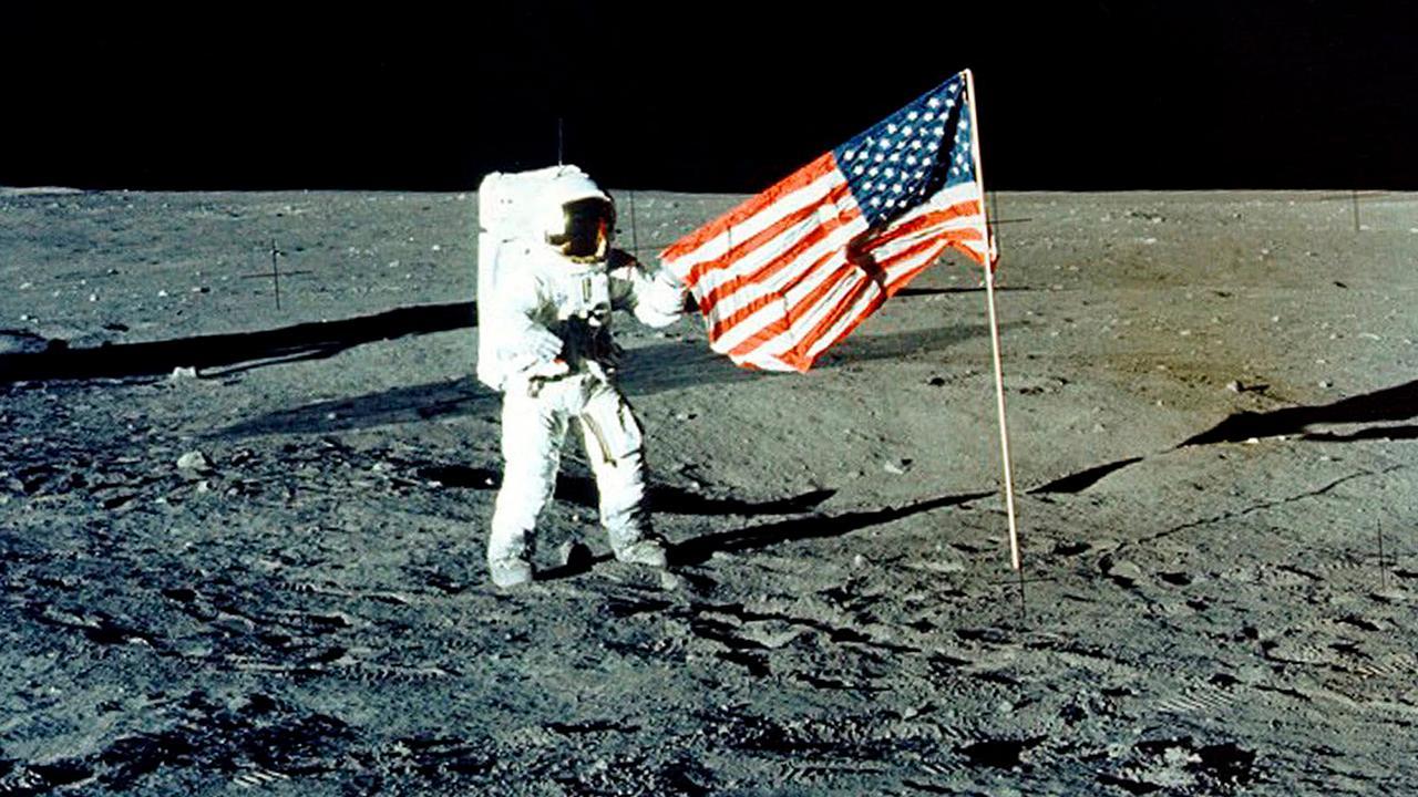 NASA Administrator Jim Bridenstine on President Trump's push to send American astronauts to the moon.