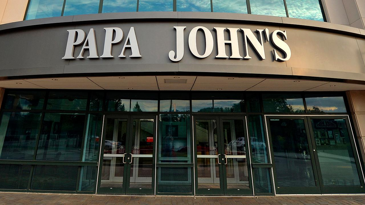 Fox Business Briefs: Papa John's sales fell nearly 7 percent last quarter but beat estimates; the massive college admissions scandal is being turned into a TV series called 'Accepted,' based on a book being written by two Wall Street Journal reporters who've been covering the case.