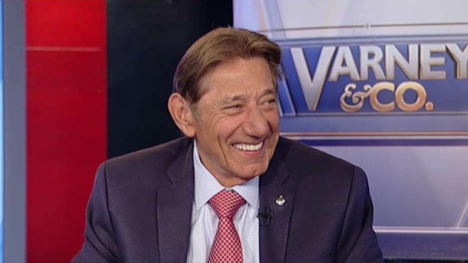 Former NFL quarterback and 'All the Way' author Joe Namath on his battle with alcoholism, the highlights in his football career and the NFL and NFL Players Association plans to study the use of marijuana for pain management.