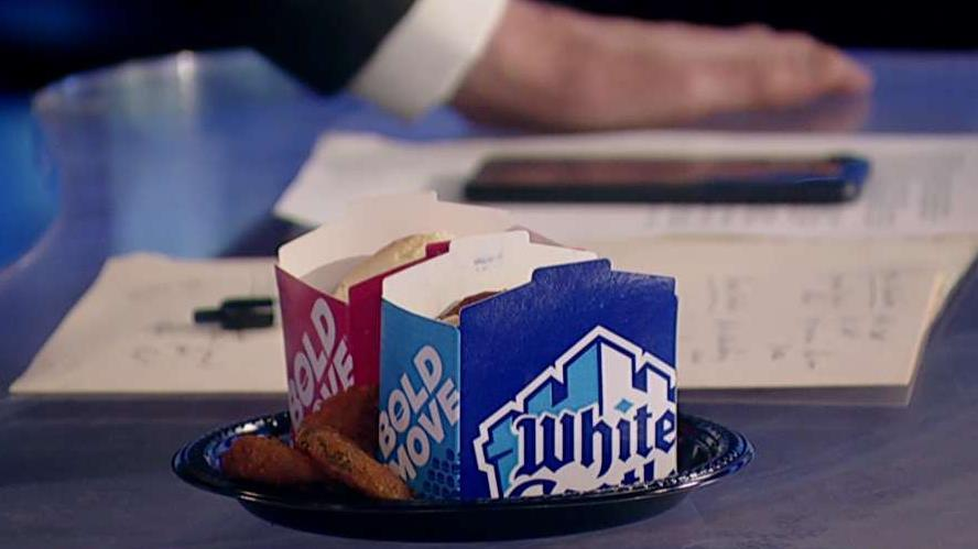White Castle Vice President Jamie Richardson on the success of the Impossible Sliders at the fast-food chain.