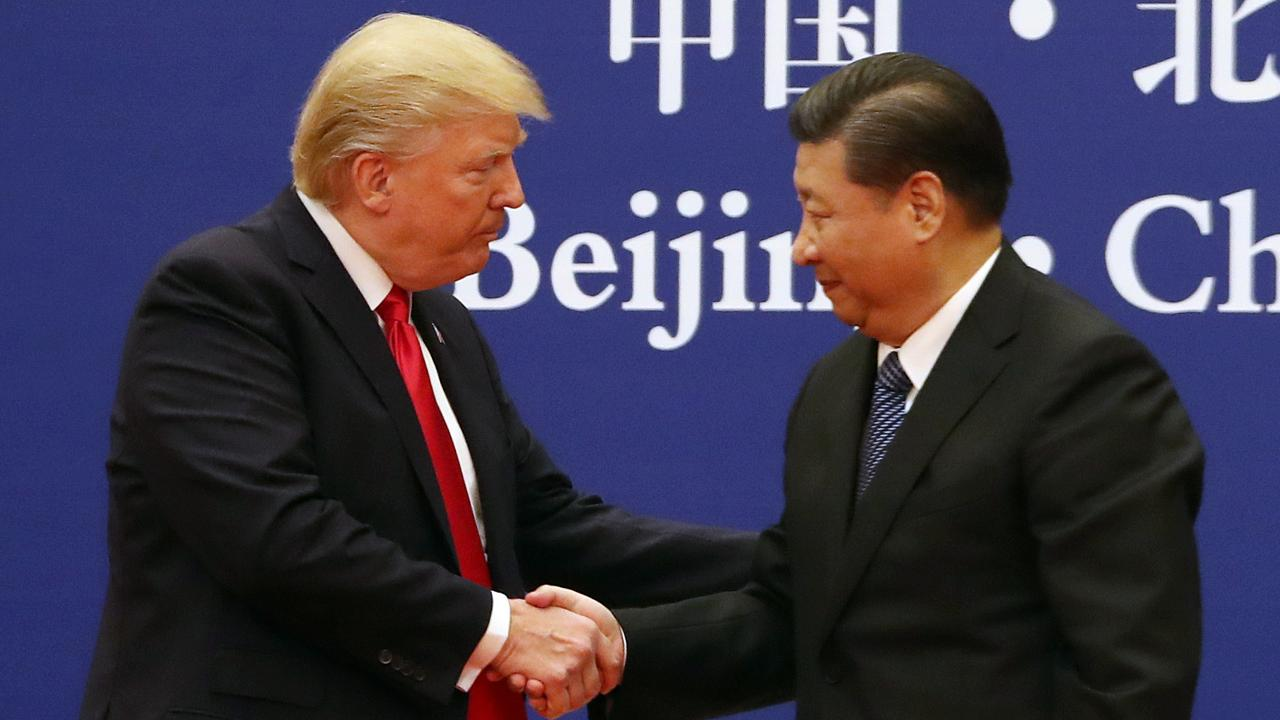 'The Coming Collapse of China' author Gordon Chang and Federated Investors Chief Market Strategist Phil Orlando on U.S. trade negotiations with China.
