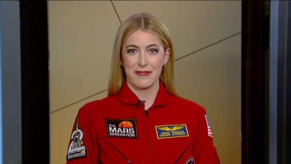 The Mars Generation founder Abigail Harrison on her dream of becoming an astronaut and to be the first person on Mars and how space travel helps boost innovations that have benefits here on Earth.