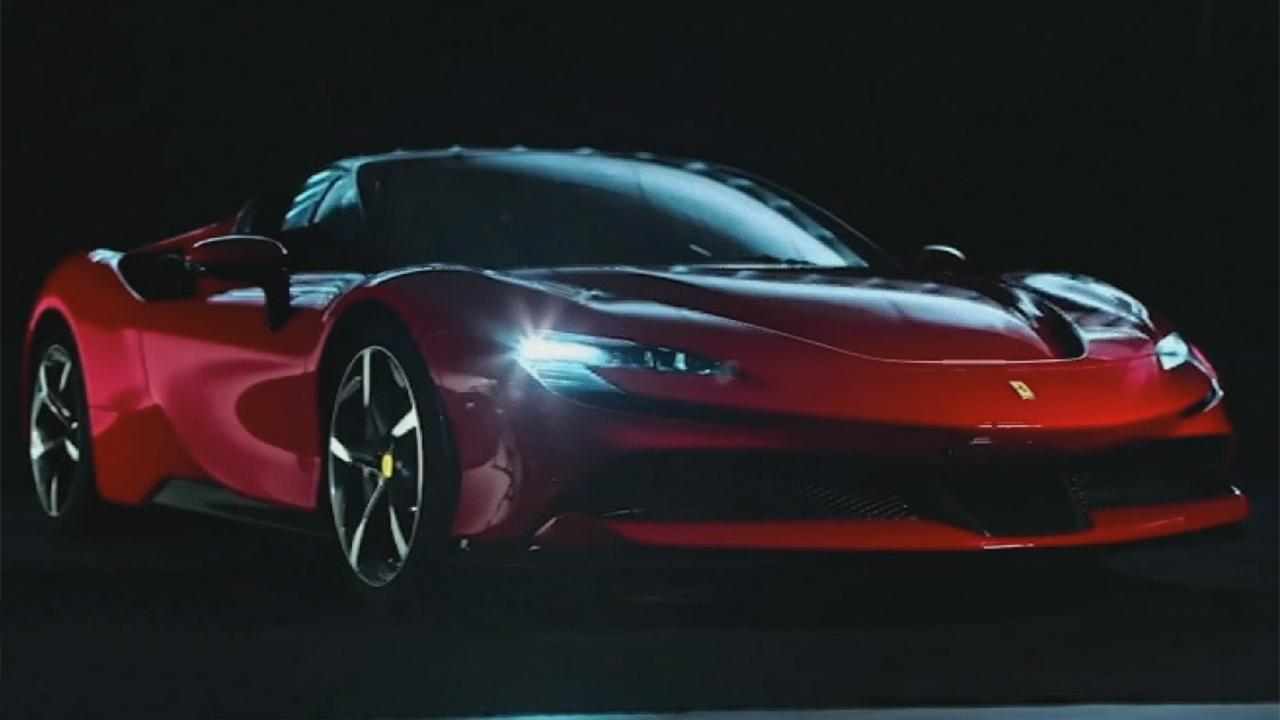 Fox Business Briefs: Ferrari introduces its first hybrid, the SF90, which will have 986 horsepower and a top speed of 211 mph making it the most powerful street-legal vehicle the Italian supercar manufacturer has ever made; Abercrombie & Fitch says it's closing some its large flagship stores and focusing on smaller shops.
