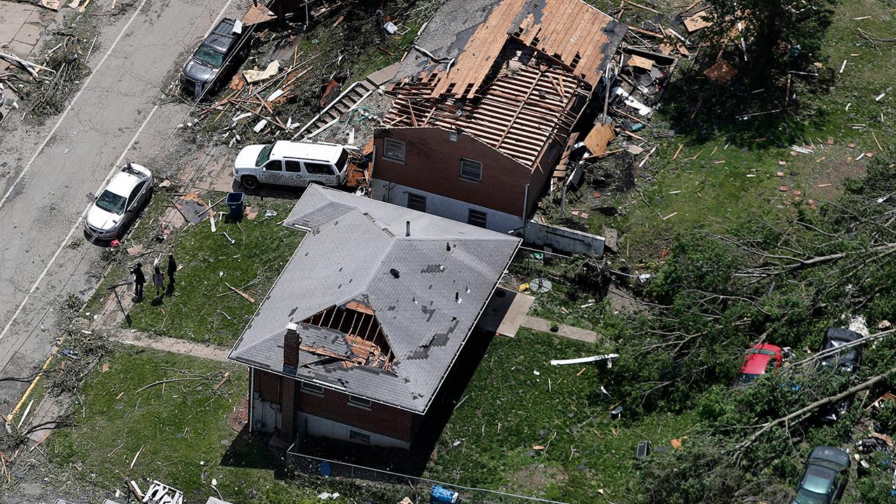 Jefferson City Mayor Carrie Tergin on how her city was impacted by the devastating tornadoes.