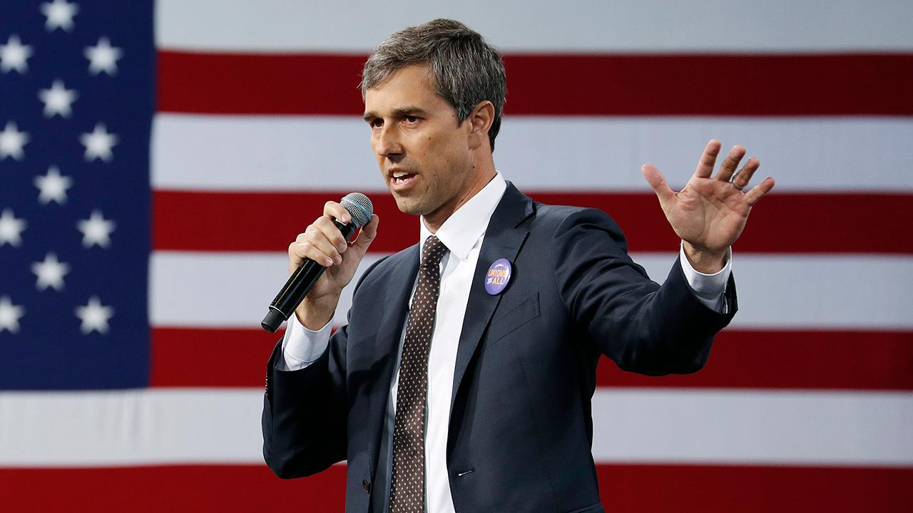 Beto O'Rourke proposes 'war tax' to fund health care for US vets
