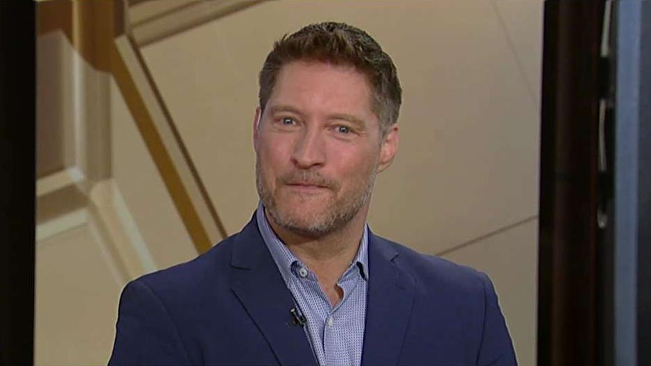 Actor and 'Success Factor X' author Sean Kanan on advice for achieving success and paying it forward.