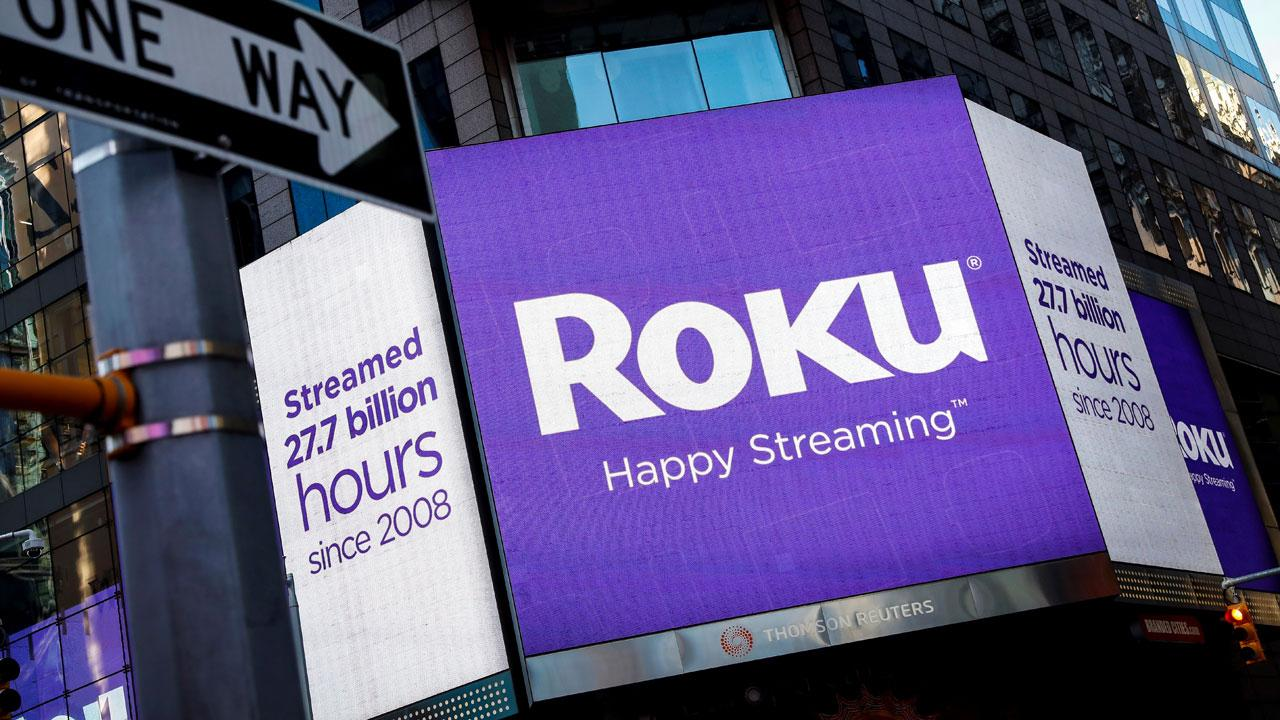 Roku CEO Anthony Wood on the increasing competition in streaming.