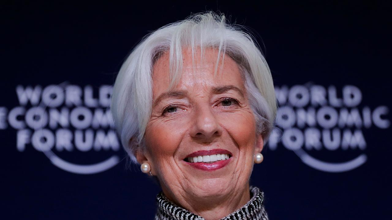 IMF chief Christine Lagarde argues the biggest threat to capitalism is climate change.