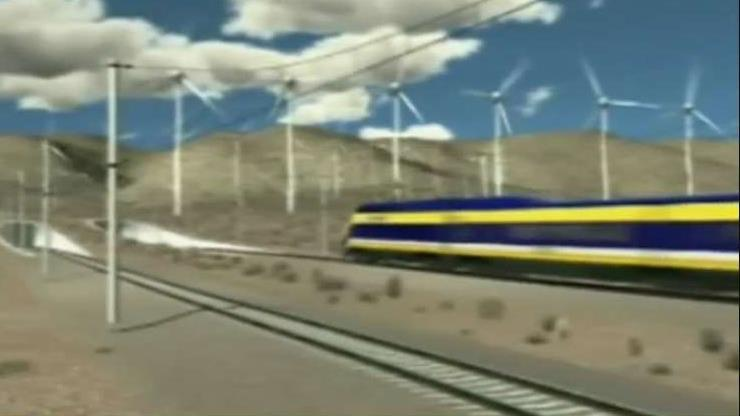 FBN's Liz MacDonald on the skyrocketing cost of the California high-speed rail project.