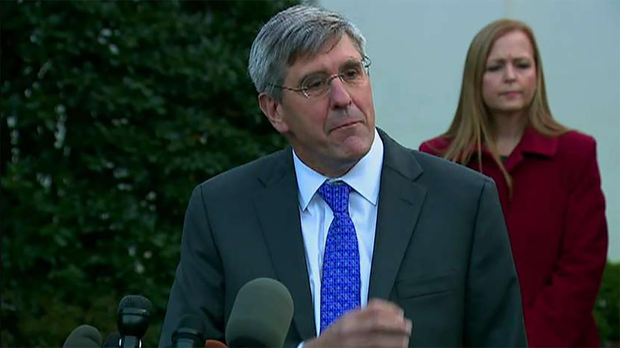 Economist Stephen Moore on his decision to withdraw his name from consideration for the Federal Reserve Board and his take on the outlook for Federal Reserve policy.
