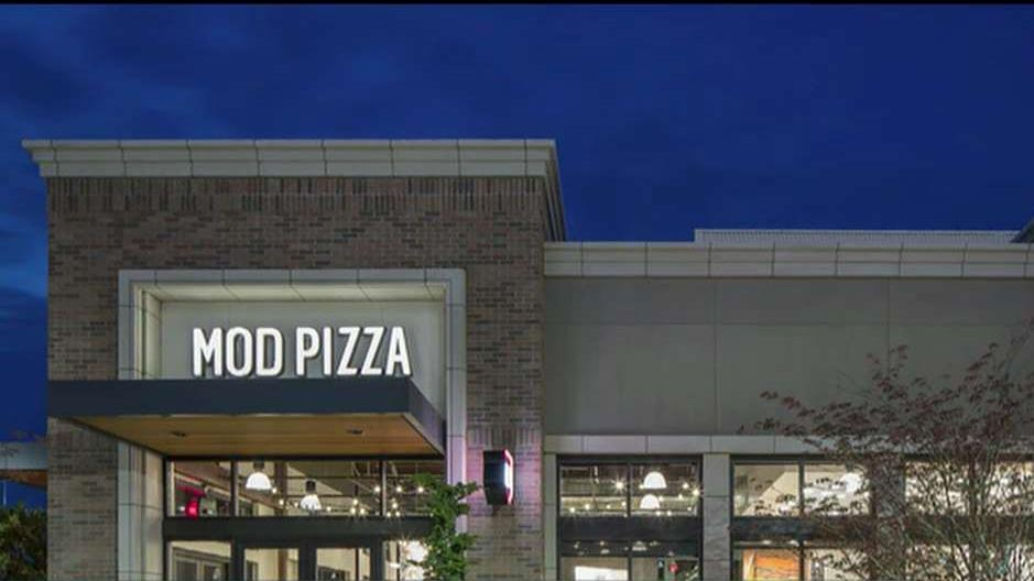 MOD Pizza CEO Scott Svenson on the restaurant chain's cash infusion and strong growth.
