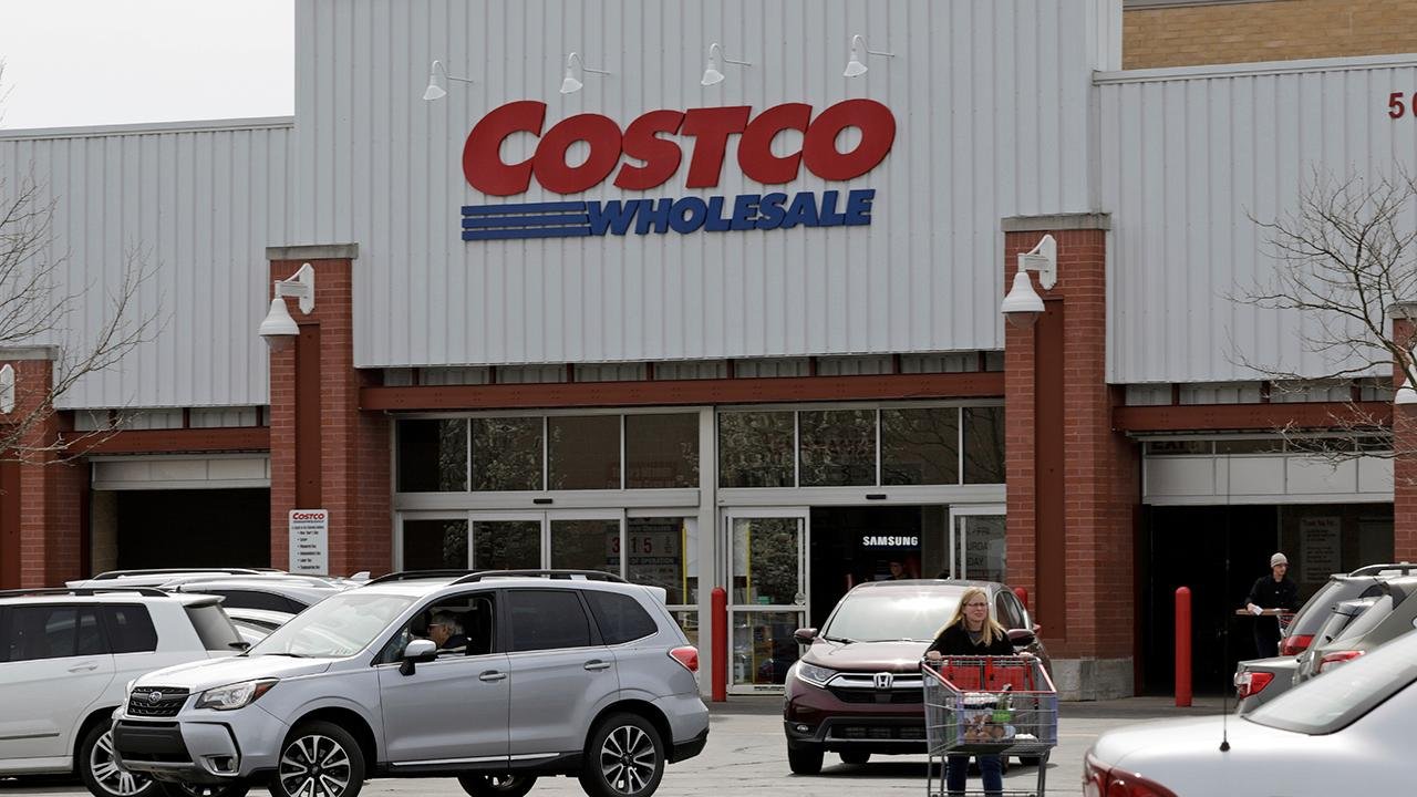 Morning Business Outlook: Costco announces the U.S. trade war with China will lead to higher prices; Dollar Tree, owners of the nationwide discount shopping chain Family Dollar, say about 1,000 of their stores will begin selling alcohol.