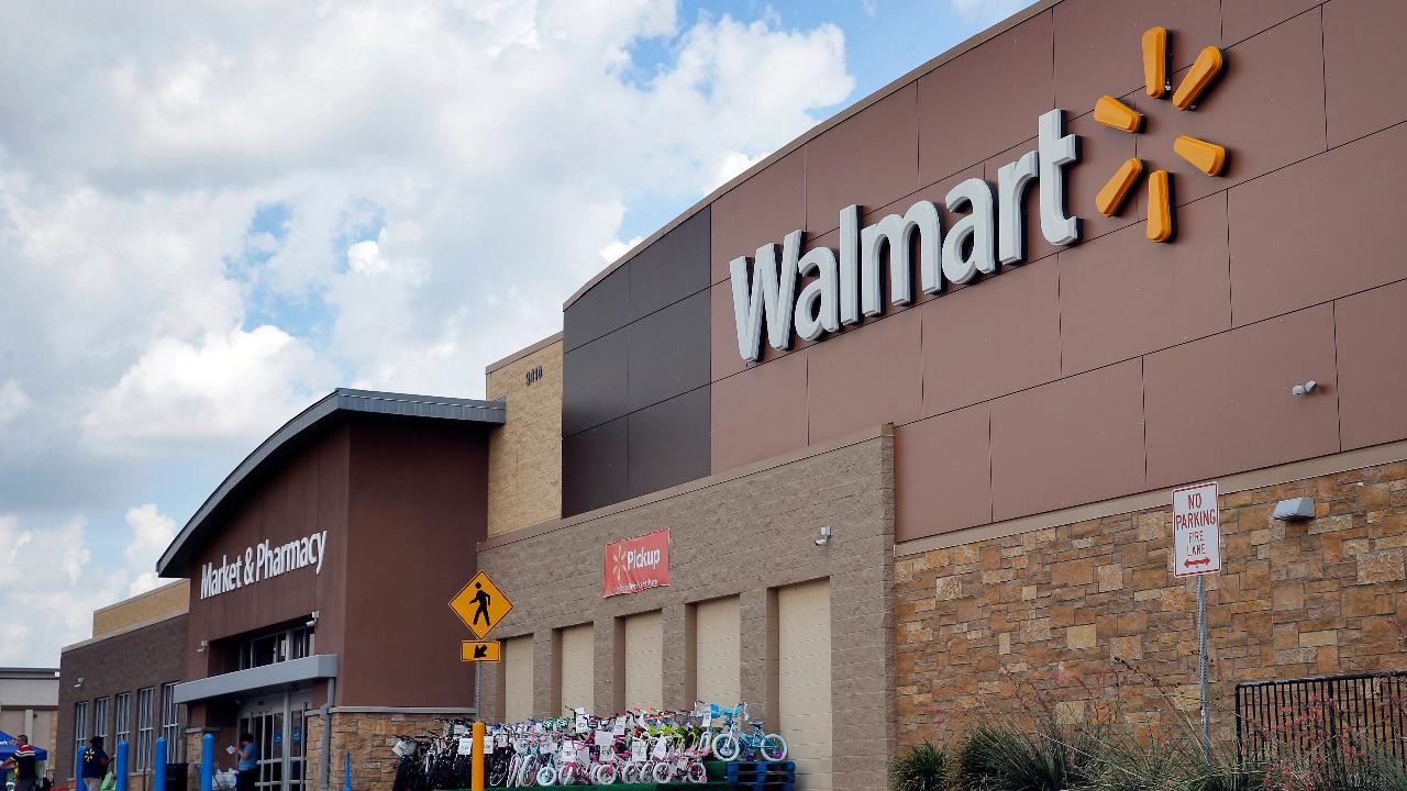 Strategic Resource Group Managing Director Burt Flickinger on Walmart's first-quarter results and outlook.