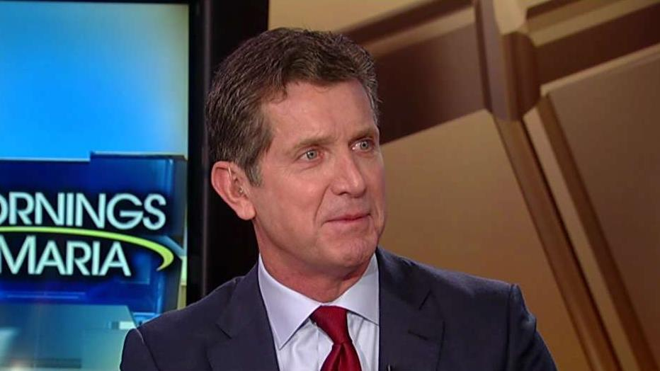 Johnson & Johnson CEO Alex Gorsky on the Medicare-for-all debate, efforts to rein in drug prices, the use of technology in health care and the company's legal battles.