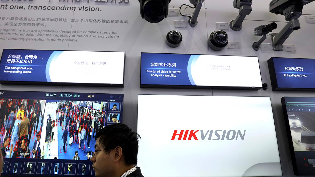 Joel Trachtman, a professor at Tuft's Fletcher School of Law, discusses how the U.S. may blacklist Chinese surveillance firm Hikvision.