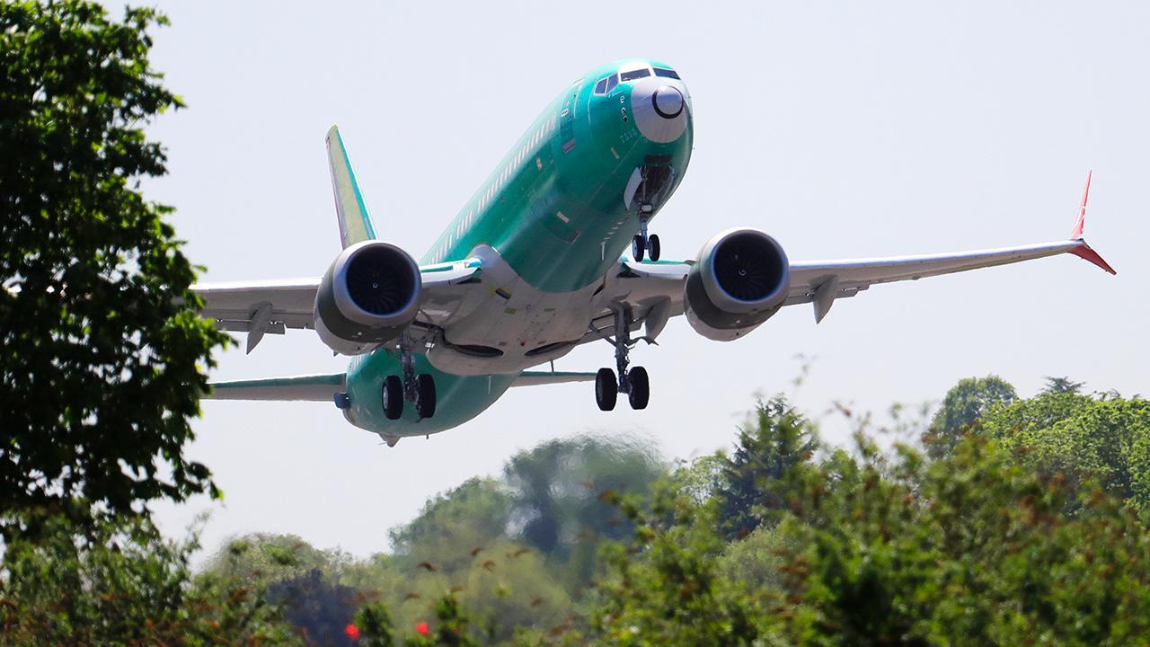 Resultado de imagen para Boeing 737 max FAA