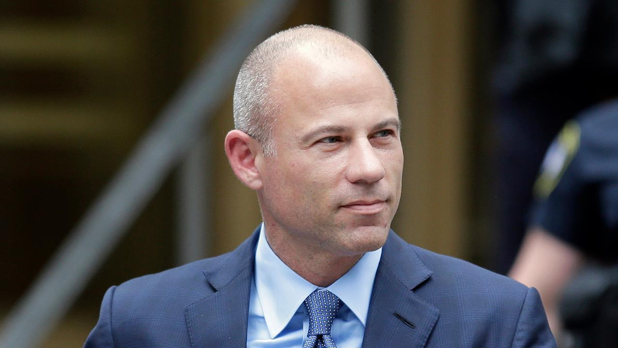 Fox News senior judicial analyst Judge Andrew Napolitano says, after reading the court transcripts, it's pretty clear that Michael Avenatti attempted to extort Nike.